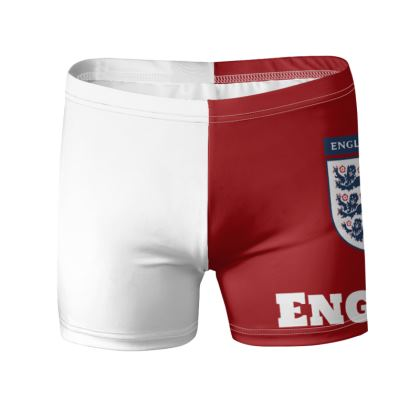 England Swimming Trunks