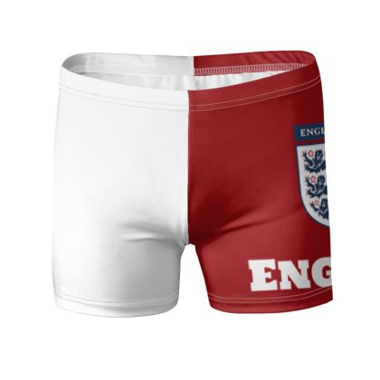 England Swimming Trunks