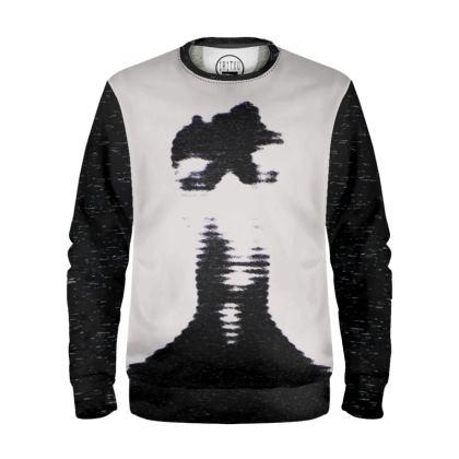 """Sweatshirt """"In Slices"""" (White Edition)"""