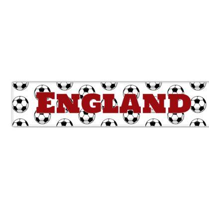 England Fleece Scarf