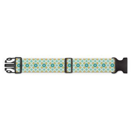 Patterned Luggage Strap - NATIVA Collection