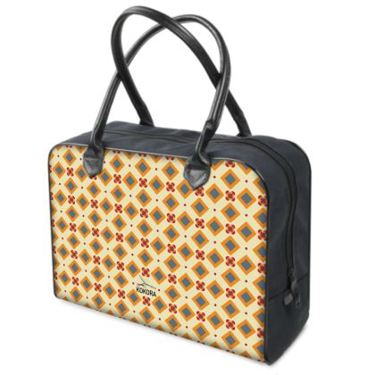 Patterned Holdalls - NATIVA Collection