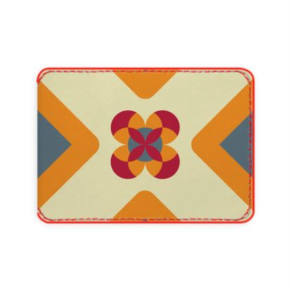 Patterned Card Holder - NATIVA Collection
