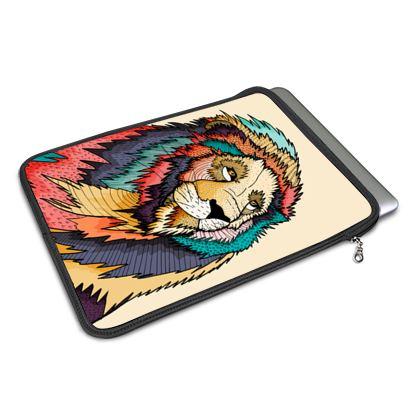The regal lion cover