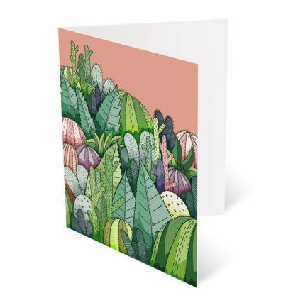 Occasions Cards - Cactus Garden