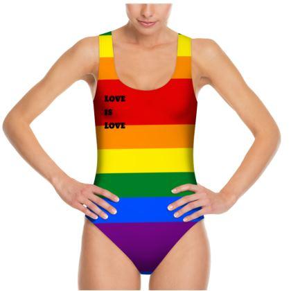 Love is Love Pride 2018 Swimsuit