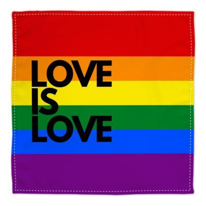 Love is Love Pride 2018 Bandana
