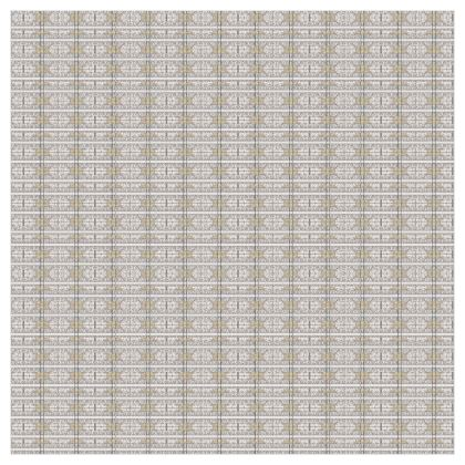 'Antiquity' Curtains in Cream and White
