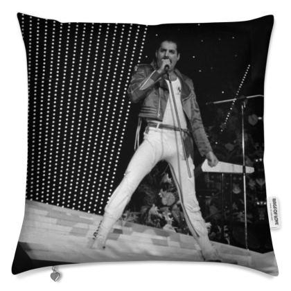 Freddie Mercury Pride 2018 Cushions