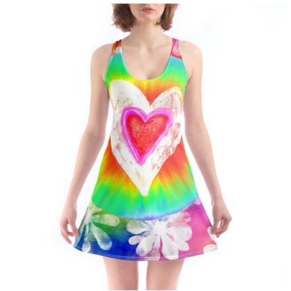 Love Proudly Pride 2018 Beach Dress