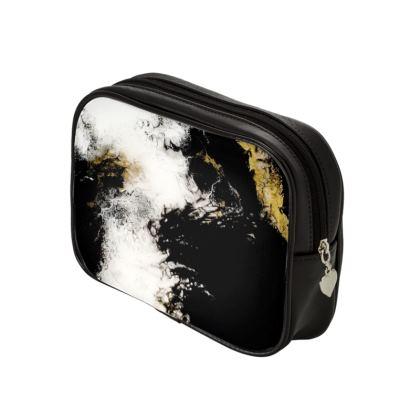 Royal Marble Make Up Bag