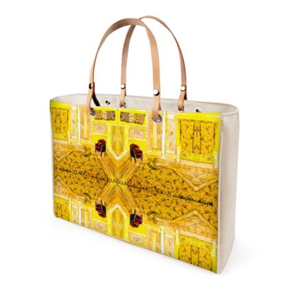 Handtasche ORCHID YELLOW by ninibing34