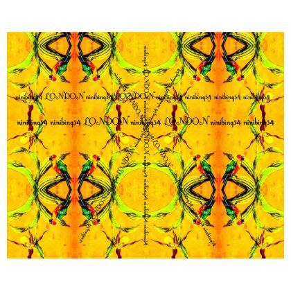 239,- Kimono ORCHID YELLOW ninibing34 size 2 XL
