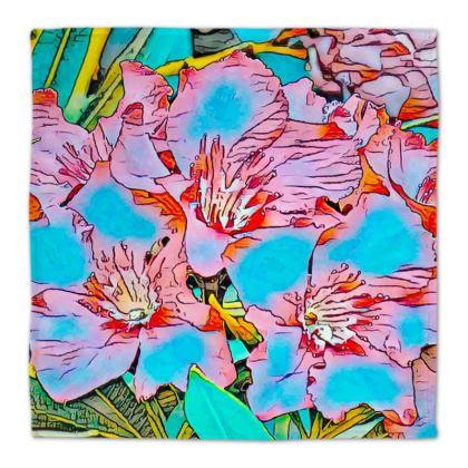 Lilies - Custom Napkins