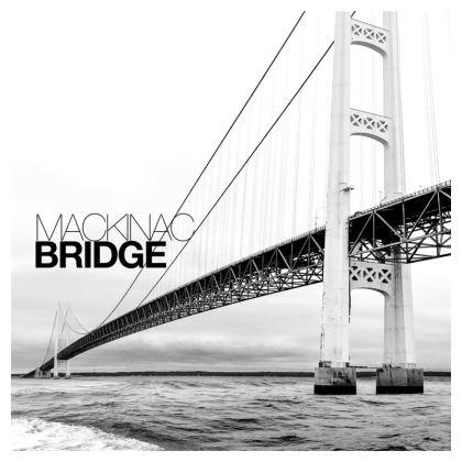 Mackinac Bridge Cusion