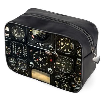 Air Plane Instrument Panel Bag