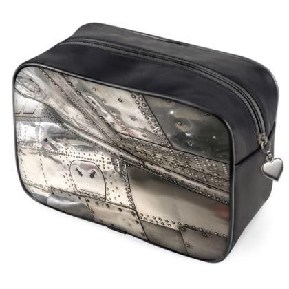 Metal Plane Panel Bag