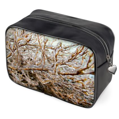 Icy Abstract Branches Bag