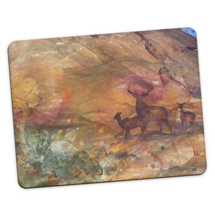 Highland Deer Placemats