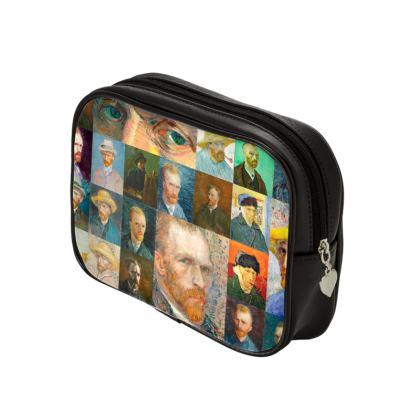 Portraits of Vincent Make up Bag
