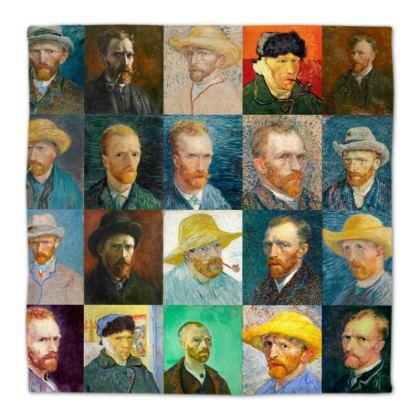 Portraits of Vincent Napkins