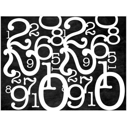 Numbers Handbags