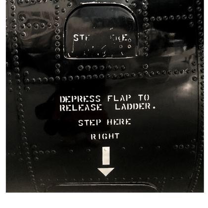 Aviation Instruction Panel Handbag