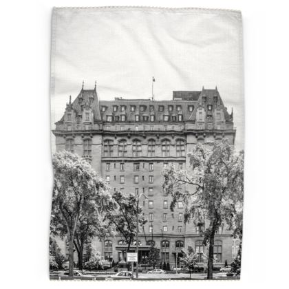 Fort Garry Hotel Tea Towels