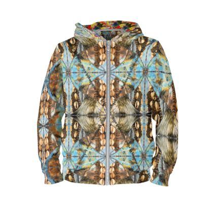 ETHNO autumnHoodie size L #ninibing34 #hoodie