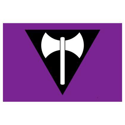 Traditional Lesbian Pride Flag