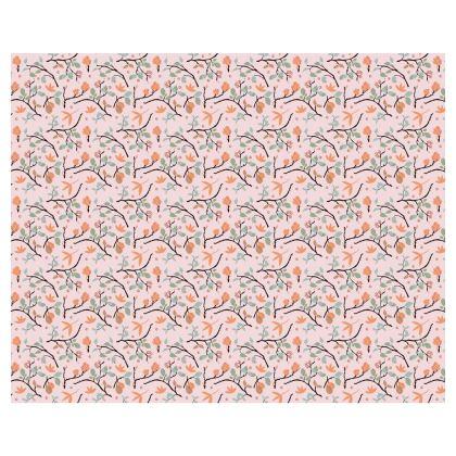 Magnolia branches Kimono