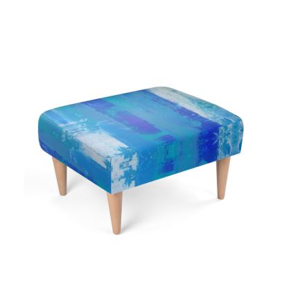 Azul Moments Footstool