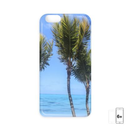 iPhone 6/6+ Case- swinging palm trees