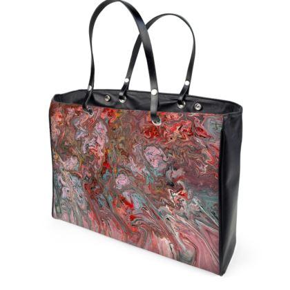 Handbags -  Pink Marble