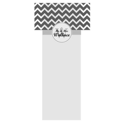 Mr & Mrs Single Deckchair