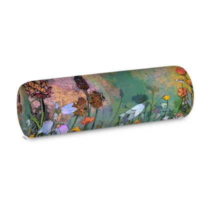 'Harebell' Big Bolster Cushion