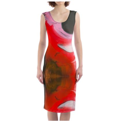 Bodycon Dress - Indulgence