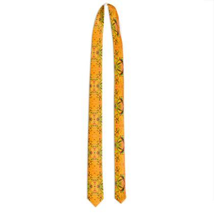 102,- #ninibing34 Krawatte, small tie, 60 mm elegant ninibing34 DESIGN