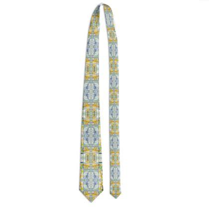 102,- #ninibing34 Krawatte, Classic tie, 90 mm elegant ninibing34 DESIGN Limon