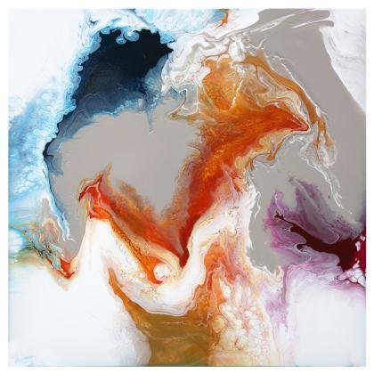 Ladies T Shirt - Google Earth