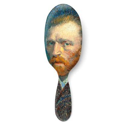 Portrait of Vincent Hairbrush Large