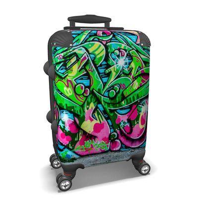 Graffiti Suitcase