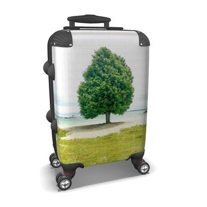 Scenic Tree Suitcase