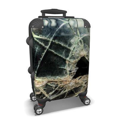 Crack #2 Suitcase