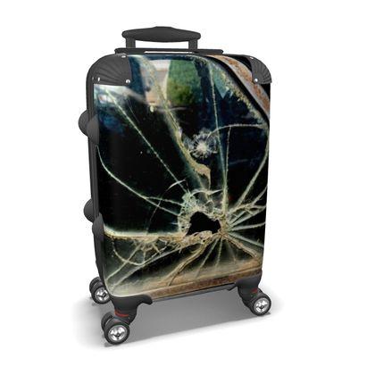 Crack #1 Suitcase