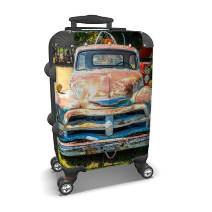 Classic Chevy Truck Suitcase