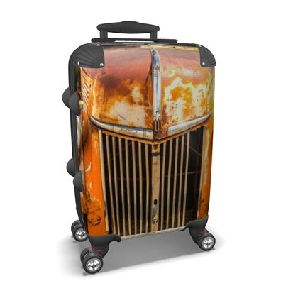 Classic Ford Grill Suitcase