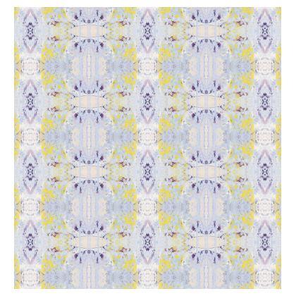 Grey Butterfly Long Slip Dress