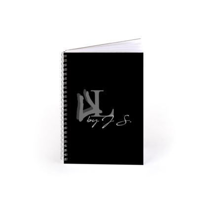 Urban Luxury Collection: Spiral Note Books Designed by J S.