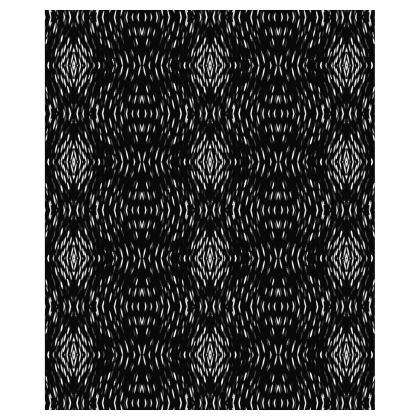 Black Illusion Ladies Bomber Jacket